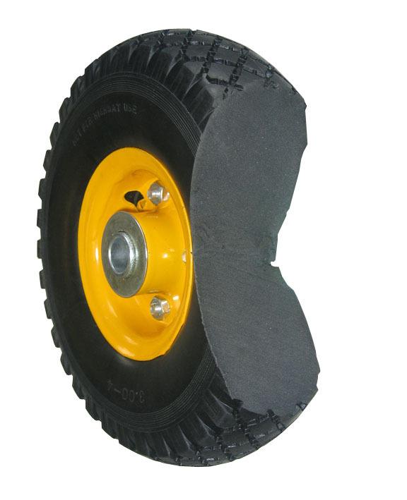 Ayerbe carretilla 1 mano ay 300 an ruedas impinchables - Ruedas de carretillas ...