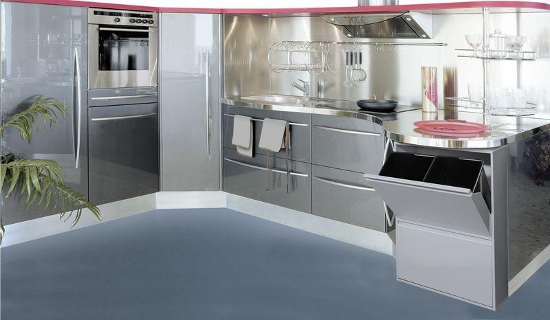 Awesome Muebles De Cocina Colores Gallery - Casa & Diseño Ideas ...